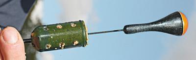 Плувка / Shot-Gun Med. Feed Pellet Float