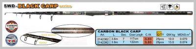 BLACK CARP-3,60м